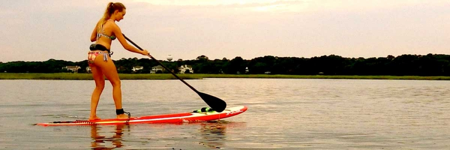 Standup Paddleboard Rentals for the Family