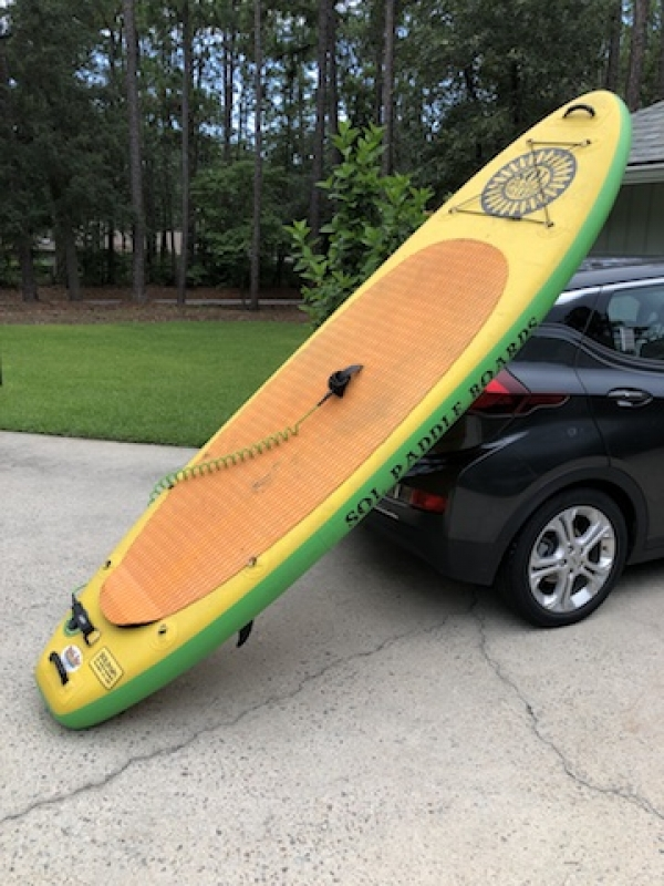 Used-POP paddleboard 9.6x30