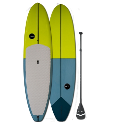 VESL St. Lucia 10'6 Paddle Board Package