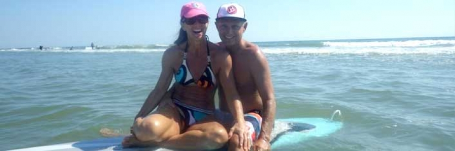 Ken & Jean Rioux of Soul SUP Hilton Head