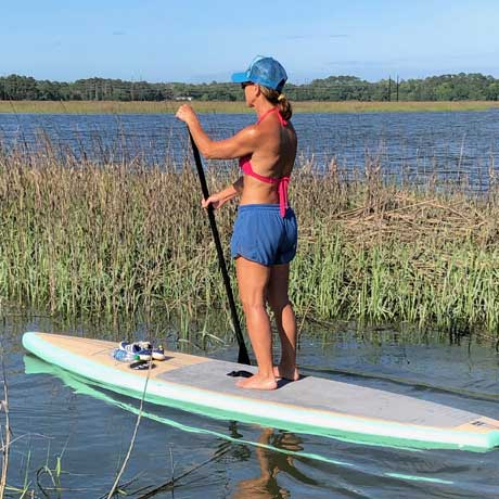 Paddleboard Instruction